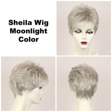 Moonlight / Shelia / Short Wig