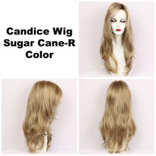 Sugar Cane-R / Candice w/ Roots / Long Wig