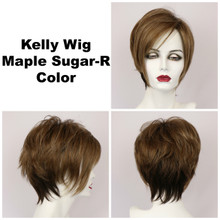 Maple Sugar-R / Kelly w/ Roots / Short Wig