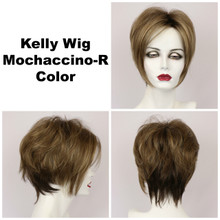 Mochaccino-R / Kelly w/ Roots / Short Wig