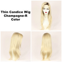 Thin Candice w/ Roots (long wig)