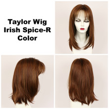 Irish Spice-R / Taylor w/ Roots / Long Wig