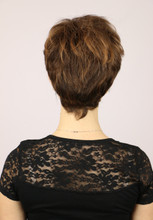 Toasted Brown / Large Sheila / Short Wig