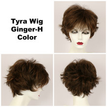Ginger-H / Tyra / Short Wig