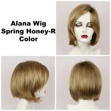 Spring Honey-R / Alana w/ Roots / Medium Roots