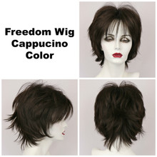 Cappucino / Large Freedom / Medium Wig