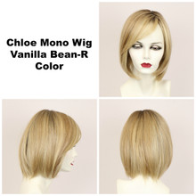 Chloe Mono w/Roots (medium wig)