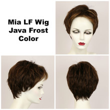 Java Frost / Mia Lace Front / Short Wig