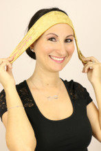 Wig Grip Band (PETITE) - Blond