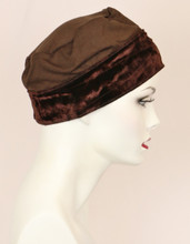 Wig Grip Cap- Brown