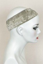 Grey / Wig Grip Band / Large