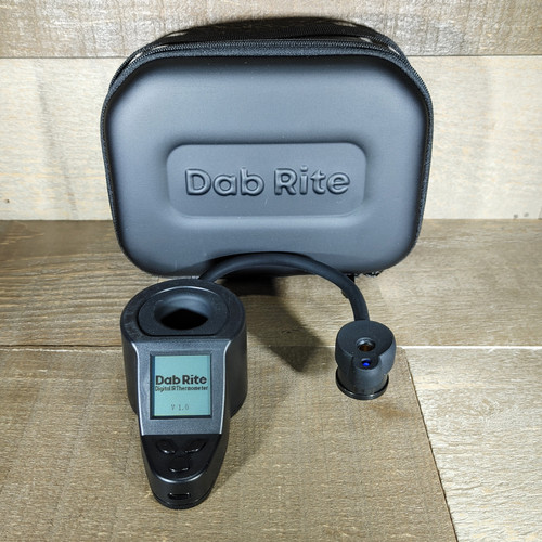Dab Rite Digital IR Thermometer by Dab Rite