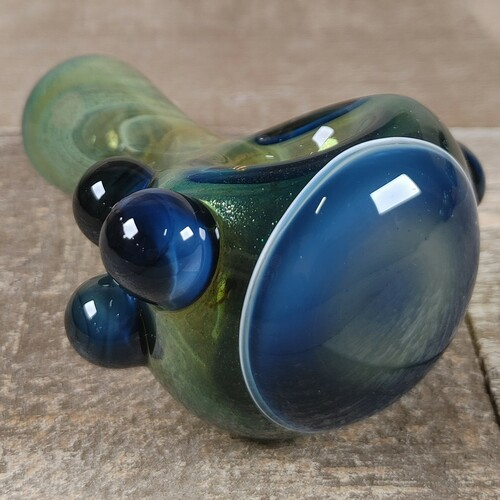 """Spoon """"C"""" by Totem Glass"""