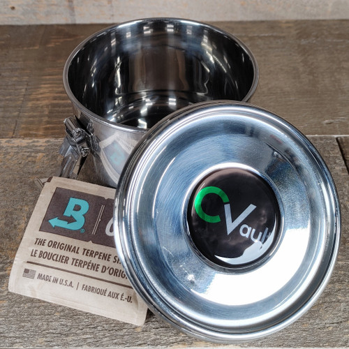 CVault Stainless Storage Containers