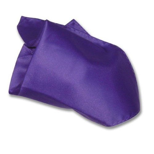 Purple Solid Color Hankerchief Pocket Square Hanky