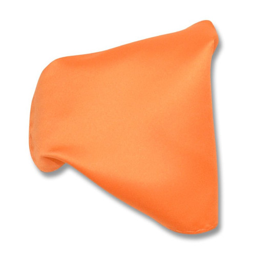ORANGE Scarf Hankerchief Pocket Square Hanky