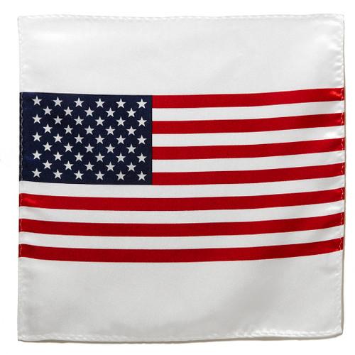 Flag Design Handkerchief Pocket Square Hanky
