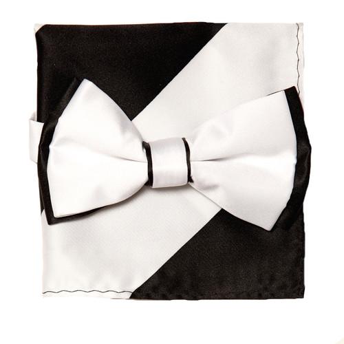 Chocolate Bow tie Dark BROWN Cummerbund and Hankie />*Free* P/&P 2UK/>1st Class