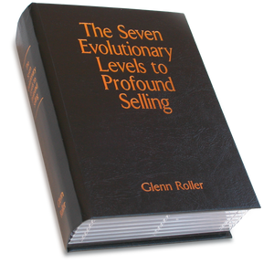 The Seven Evolutionary Levels to Profound Selling - Audio Book