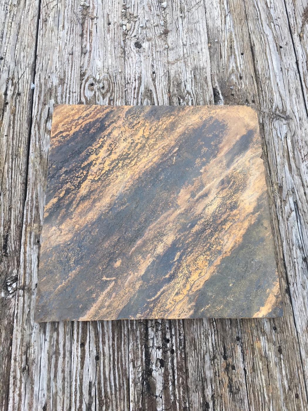 Stone Base - Crab Orchard Stone