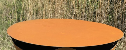 "Steel Table Top - 43"" (does not include fire pit)"