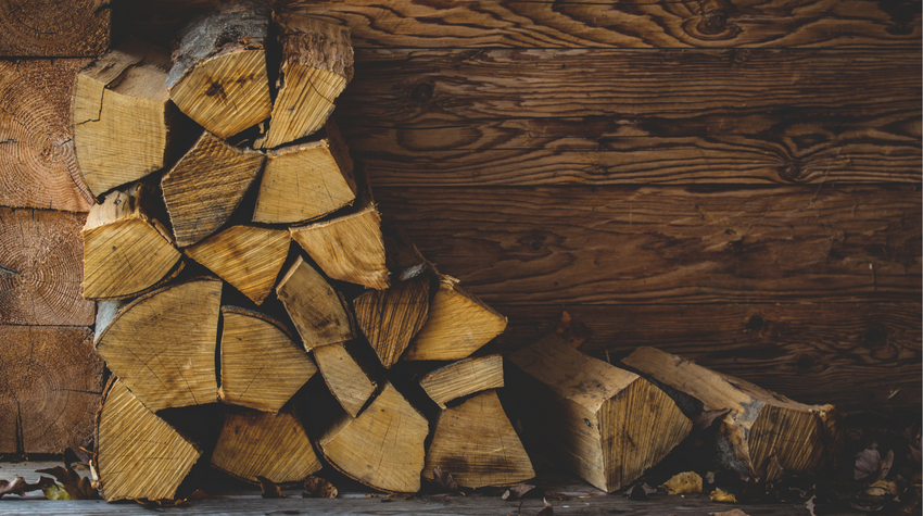 How to Store Your Firewood