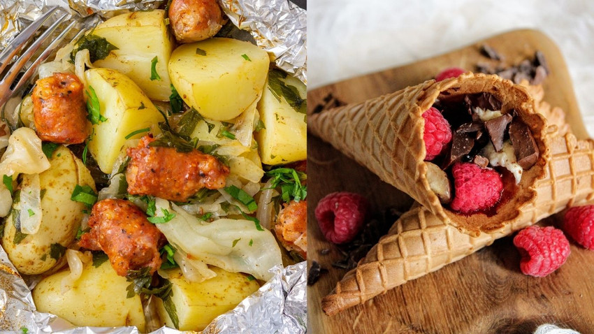 Summer Recipes to Cook Using Your Fire Pit