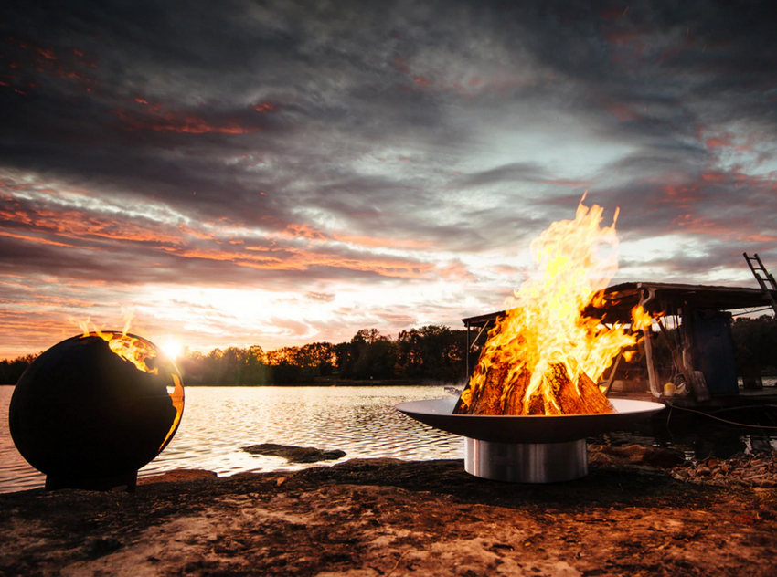 Do Some Fire Pits Produce More Heat Than Others?