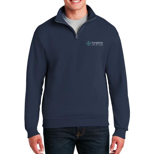 Symphony Jerzees 1/4 Zip Sweatshirt