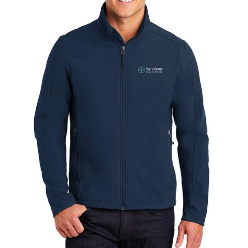 Symphony Port Authority Core Soft Shell Jacket