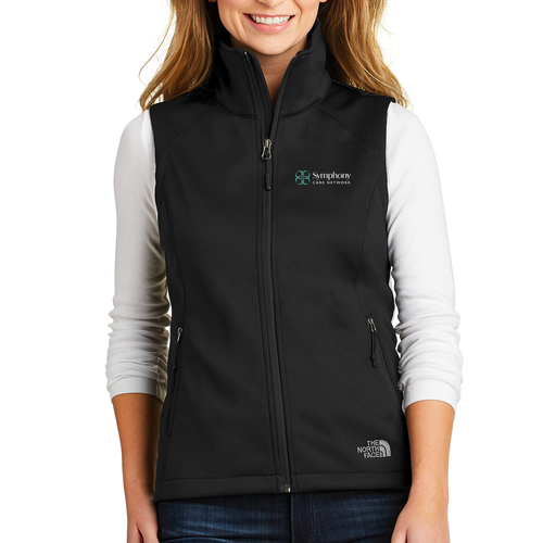 Symphony The North Face Ladies Ridgeline Soft Shell Vest