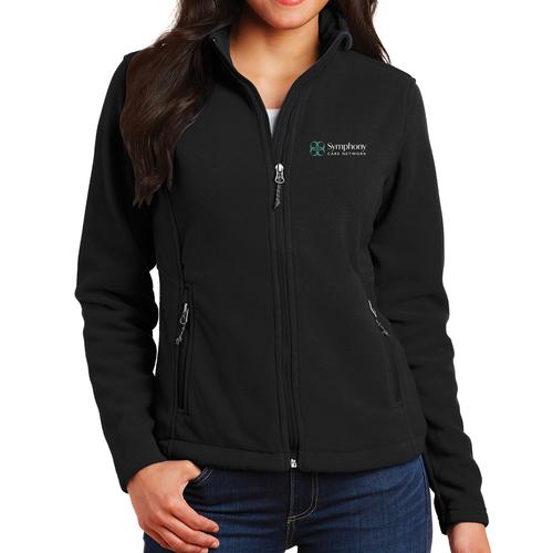 Symphony Port Authority Ladies Value Fleece Jacket