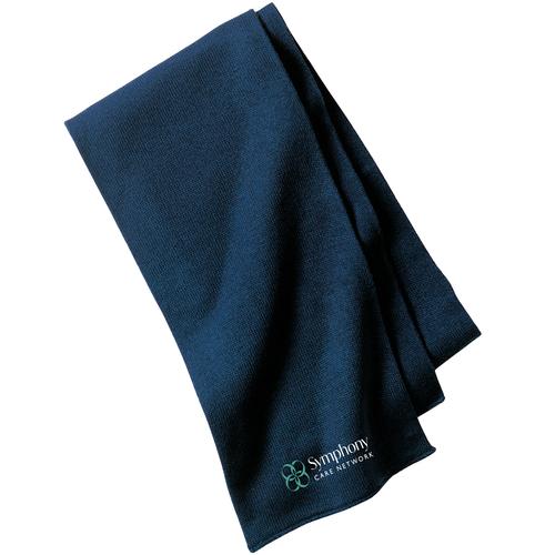 Symphony Port & Company Knitted Scarf