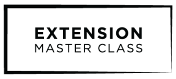Extension Master Class
