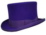 Selentino Rabbit Fur Top Hat