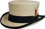 Capas Genuine Panama Top Hat