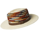 Bailey Tasmin Multiweave Panama Hat