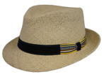 Mayser Miguel Trilby Panama Hat