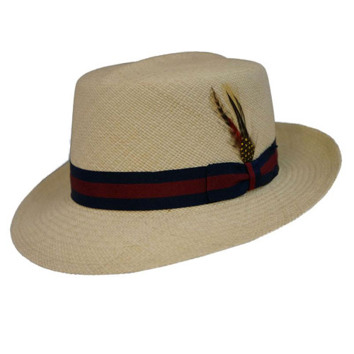Capas Optimo Panama Straw Hat