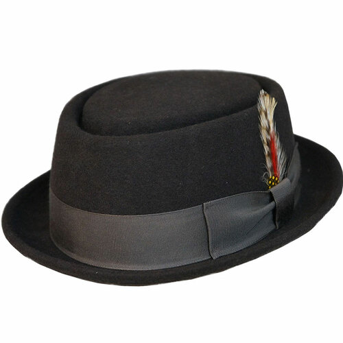 Capas Stingy Pork Pie Hat