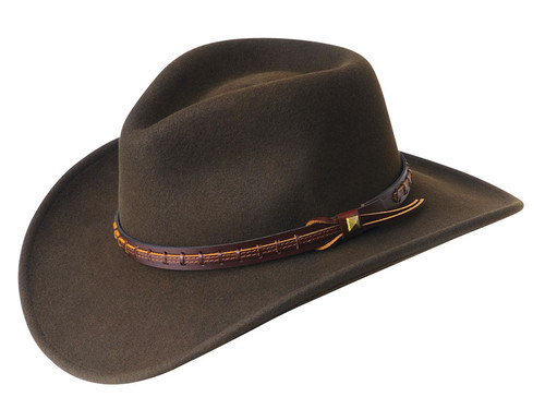 Bailey W05LFJ Firehole Wool Outback Hat
