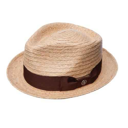 Stetson 42nd Street Palm Braid Hat