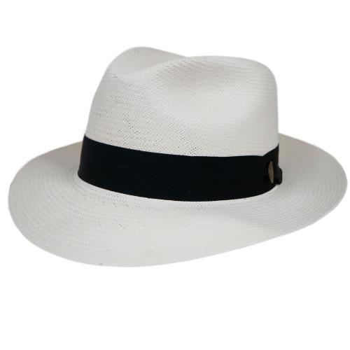 Dobbs Shantung Centredent 2 1/2 Straw Hat