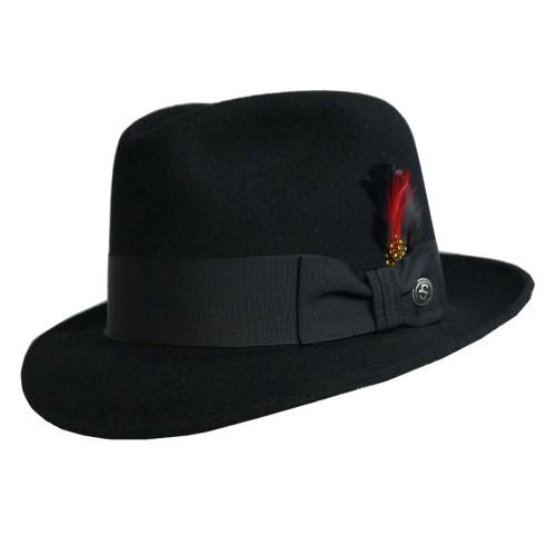 Stetson Frederick Wool Felt Hat