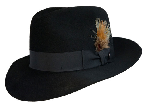 Stetson Firenze Silk Finish Felt Hat