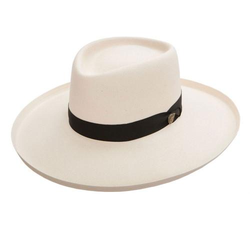 Dobbs San Juan Shantung Gambler Hat
