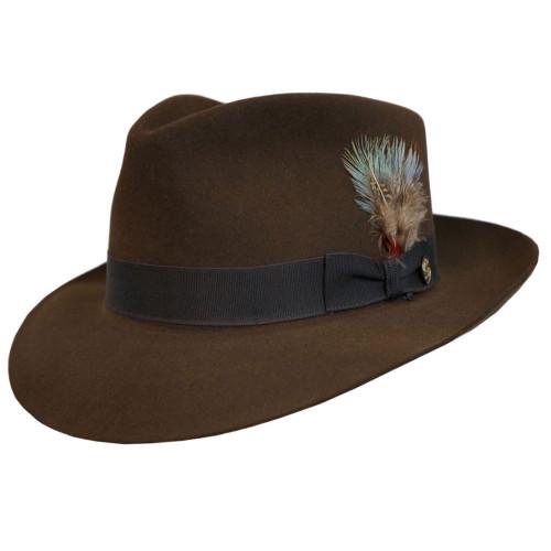 Stetson Chatham Felt Hat