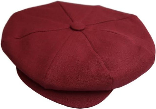 Capas Linen Big Apple Cap