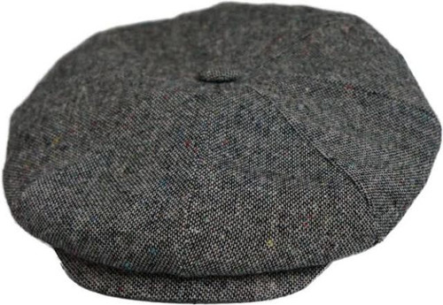 Capas Tweed Big Apple Cap