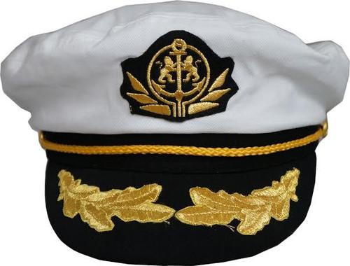 Cotton Dixie Admiral Yacht Cap